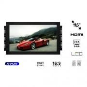 "NVOX Monitor open frame IPS LED 12"" z wejściem VGA HDMI BNC AV"
