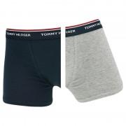 Boxershorts Jongens 2-pack Navy & Grey