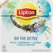 Lipton Do the detox thee