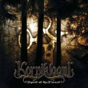 Korpiklaani Spirit of the forest CD st.