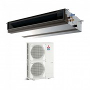 Duct Mitubishi Electric 32000 BTU inverter PEAD-RP100JAQ + PUHZ-P100YHA2