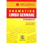 Gramatica limbii germane standard - Joachim Buscha Gerhard Helbig