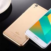 EB 5.0 'Meizu Meilan U10 4G Teléfono Inteligente Octa Core 13.0MP Cámara Huella Digital De Identificación De Oro