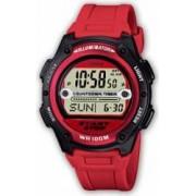 Ceas Barbatesc Casio Sport W-756-4A Red