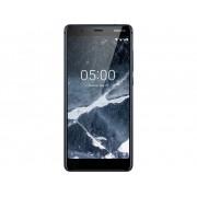 Nokia 5.1 Smartphone 16 GB 5.5 inch (14 cm) Dual-SIM Android 8.1 Oreo 16 Mpix Blauw