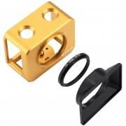 Para Sony RX0 Jaula De Protección De Aleación De Aluminio(Dorado)