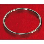 Eros Veneziani C-Ring Silver 3.5mm x 45mm 8014