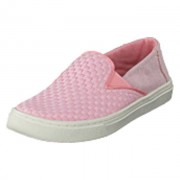 Toms Luca Youth Blossom Basketweave, Shoes, rosa, EU 31