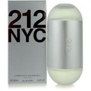 Carolina Herrera 212 NYC eau de toilette para mujer 100 ml