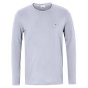Lacoste Rundhals-Shirt 1/1 Arm Lacoste grau