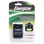 Energizer - Rechargeable Li-Ion Replacement Battery for Nikon EN-EL14