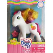 My Little Pony G3: Paradise Island - Best Friends 25th Birthday Anniversary Celebration Coconut Scented Pony Action Figure
