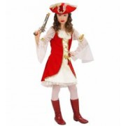 Costum Capitan Pirat Widmann 8 - 10 ani 140 cm