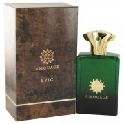 Amouage Epic Eau De Parfum Spray 3.4 oz / 100.55 mL Men's Fragrance 515250