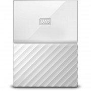 Western Digital My Passport 1tb White Worldwide