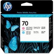 HP 70 - C9405A cabezal magenta claro / cian