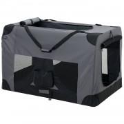 [pro.tec]® Prepravná taška - box IDC001-XXXL - sivá