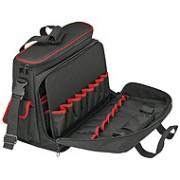 Чанта за инструменти и за лаптоп са сервизни техници празна, 00 21 10 LE, KNIPEX
