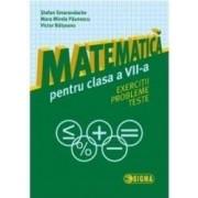 Matematica cls 7 Exercitii probleme teste - Stefan Smarandache