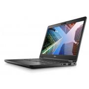 """Dell Latitude 5490 8th gen Notebook Intel Quad i5-8350U 1.70Ghz 8GB 512GB 14"""" FULL HD UHD 620 BT Win 10 Pro"""
