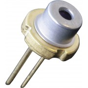 Dioda laser CW tip U-LD-670561A, 5 mW, lungime de unda 670 nm
