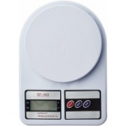 KIBUN SF400 10KG With inbuilt Batteries SF-400 Electronic Kitchen Weighing Scale (White) Weighing Scale(White)
