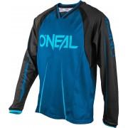Oneal Element FR Blocker Bicicleta Jersey Azul L