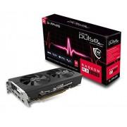 Sapphire Radeon 11265-05-20G Pulse RX 580 8GB GDDR5 Dual HDMI / DVI-D / Dual DP OC mit Backplate (UEFI) PCI-E Grafikkarte