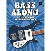 Bosworth Bass Along 10 Classic Rock Songs Play-Along
