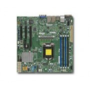 Supermicro X11SSH-F server/workstation motherboard LGA 1151 (Presa H4) Micro ATX Intel® C236