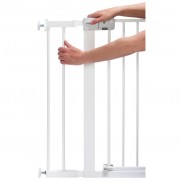 Safety 1st Safety Gate Extension 14 cm White Metal 24294310