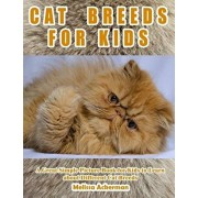 Cat Breeds for Kids: A Children's Picture Book About Cat Breeds: A Great Simple Picture Book for Kids to Learn about Different Cat Breeds, Paperback/Melissa Ackerman