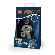 IQHK LEGO Lights LEGO Super Heroes - Batman Grey Key Chain Light