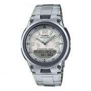 Reloj Casio AW-80D-7A2 Para Hombre-Plateado