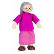 Bunica - papusa pentru copii