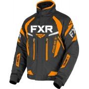 FXR Team FX Jacket Black Orange 2XL