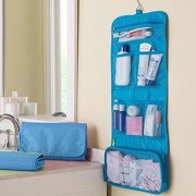 Wall Hanging Cosmetic & Toiletry Foldable Bag Organiser Foldable Make up Kit Organizer