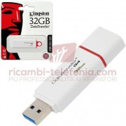 Kingston - DTIG4/32GB - Pendrive Kingston DataTraveler G4 USB 3.0