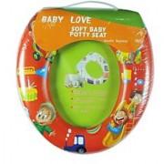 Ole Baby Soft Full Cushion Picnic Potty Trainer Seat Assorted OB-PSFC-B144