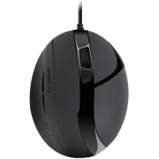 Mouse, Speedlink OBSIDIA, Ergonomic, USB, Black (SL-610001-BK)