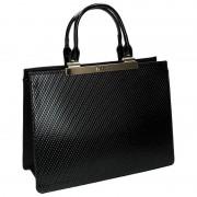 Dámská černá kabelka NOBO 4500