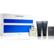Calvin Klein Eternity for Men lote de regalo XV eau de toilette 100 ml + eau de toilette 20 ml + bálsamo after shave 100 ml + gel de ducha 100 ml