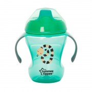 Tommee Tippee Explora šalica Easy Drink sa slamkom zelena