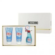 Moschino Fresh Couture 50ML + 100 ml latte corpo + 100 ml gel doccia