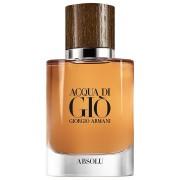 Giorgio Armani Acqua Di Gio Absolu Eau de Parfum Eau de Parfum (EdP) 40 ml