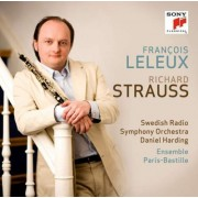 Franois Leleux - R. Strauss: Oboe Concerto (0886977486920) (1 CD)