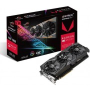 Asus ROG Strix Radeon RX Vega64 8GB OC Edition HBM2 2048-bit Graphics Card