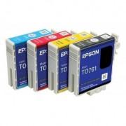 Epson Cartucho T636700 gris