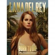 Hal Leonard Lana Del Rey: Born To Die - The Paradise Edition