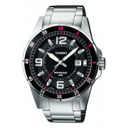 Ceas barbatesc Casio STANDARD MTP-1291D-1A1 Analog: Strap Fashion